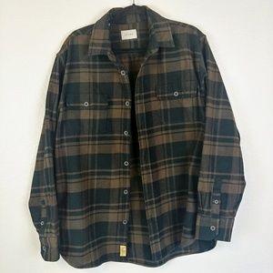 Jachs Flannel Button-up Shirt